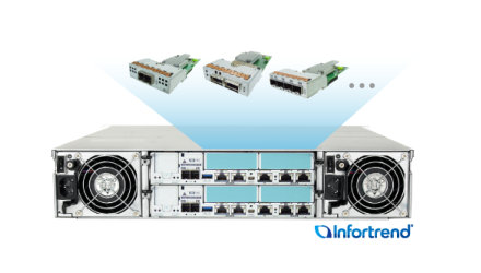Dual fault tolerant Controllers with multiple connectivity options