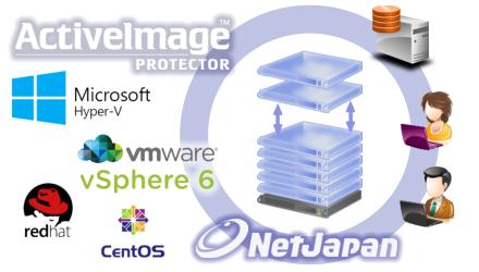NetJapan, Virtual Server Protection