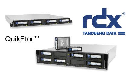Tandberg RDX Rackmount